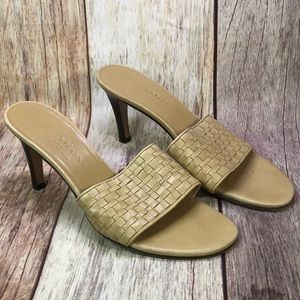 COLE HAAN ITALY SHOES Sandals Heels 8 B